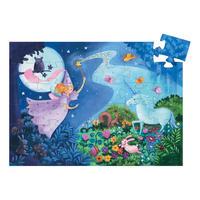 Fairy And Unicorn 36-Piece Puzzle