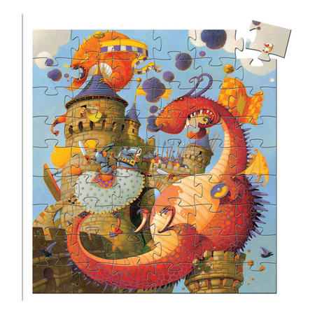 Vaillant And The Dragon 54-Piece Puzzle