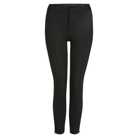 Skinny Business Trousers Black