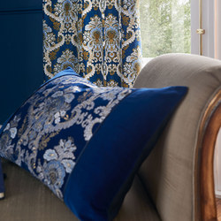 Versailles Cushion  Blue