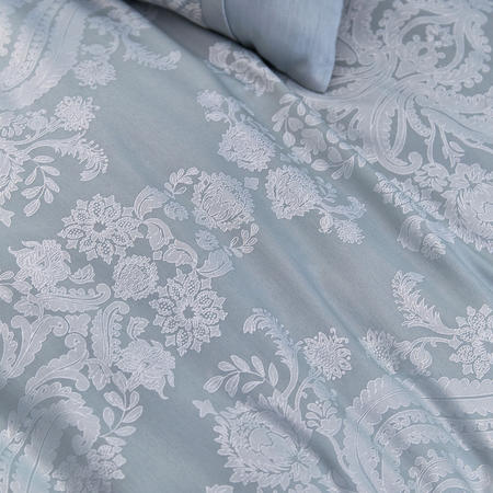 Fabian Bed Spread Blue
