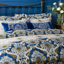 Versailles Coordinated Bedding Set Blue
