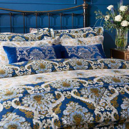 Versailles Duvet Cover Blue