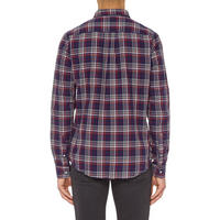 Raw Oxford Washbasket Shirt Multicolour