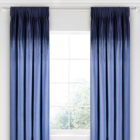 Taj Curtain Blue