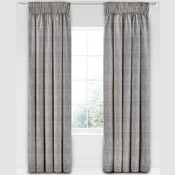 Koba Curtain Grey