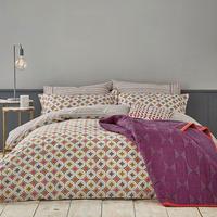 Otto Standard Pillowcase Purple