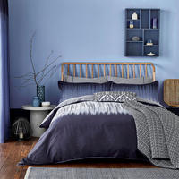 Taj Oxford Pillowcase Blue