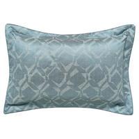 Inca Oxford Pillowcase Green