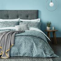 Inca Standard Pillowcase Green