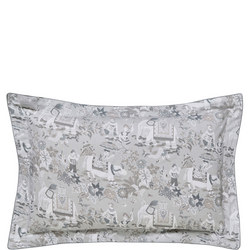 Journey Oxford Pillowcase Grey