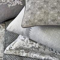 Journey Standard Pillowcase Grey