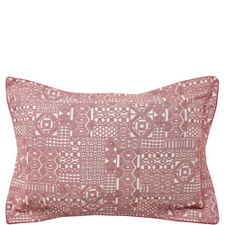 Akello Oxford Pillowcase Red