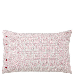 Akello Standard Pillowcase Red