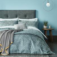 Inca Coordinated Bedding Green