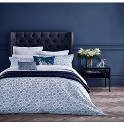Sofifi Duvet Cover Set Blue