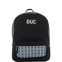 Geometric Backpack Black