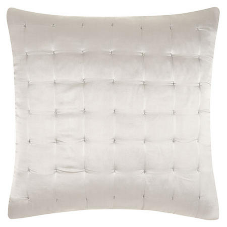 Boutique Hotel Silk Cushion Grey