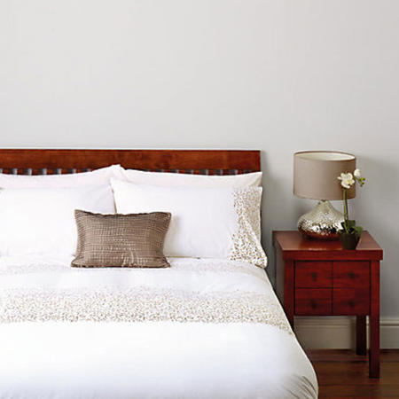 Elea Gold Pillowcase Gold