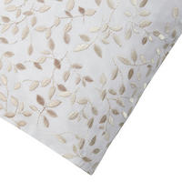 Elea Gold Duvet Cover Gold