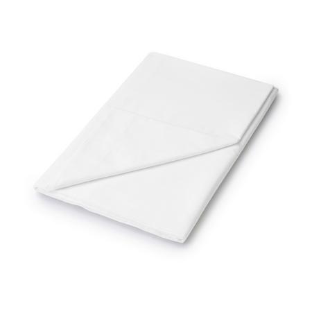 200 Thread Count Flat Sheet White