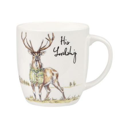 Lordship Mug Multicolour