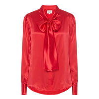 Beau Blouse Red