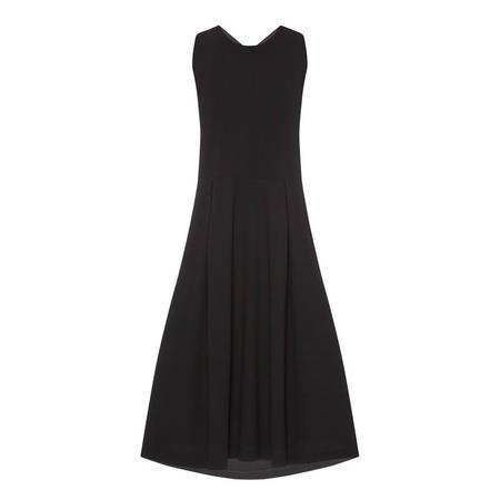 Chiara Cross Back Dress Black