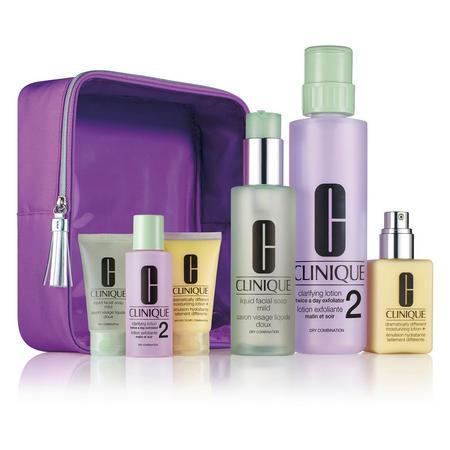Great Skin Home & Away Skin Type 1/2 Gift Set