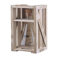 Mixology Gin Decanter Clear