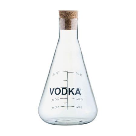 Mixology Vodka Decanter Clear