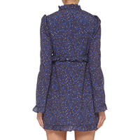 Aldridge Patterned Dress Multicolour