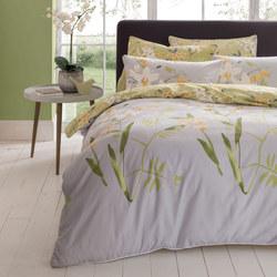 Orchid Bouquet Duvet Set