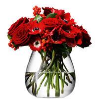 International Flower Table Bouquet Vase Clear