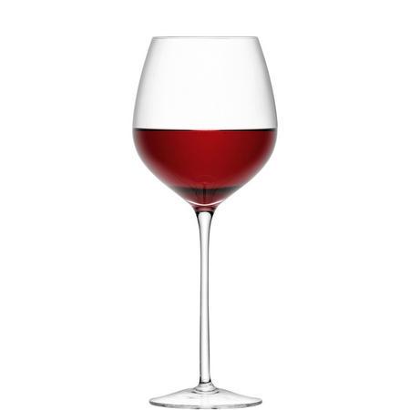 International Wine Red Wine Glass Set x 4 Clear