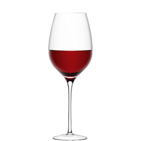 International Wine Red Wine Goblet Clear