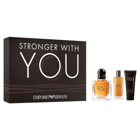 Stronger With You  Eau de Toilette Gift Set For Him