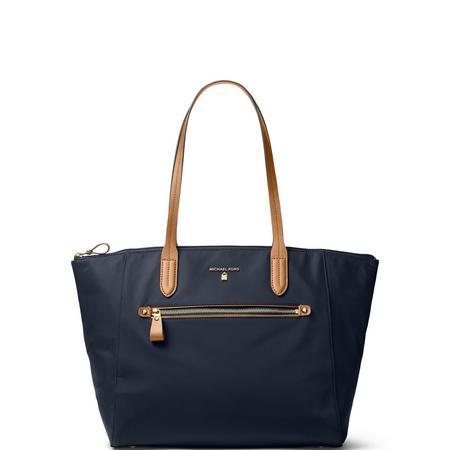 Kelsey Tote Bag Blue