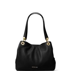 Raven Shoulder Bag Black