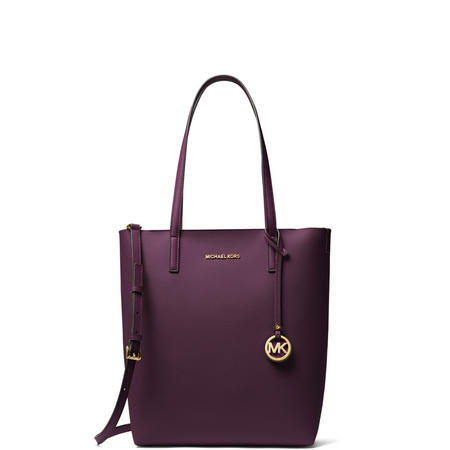 Hayley Large Tote Bag Purple