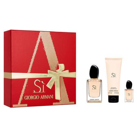 Exclusive Si Eau de Parfum Gift Set For Her