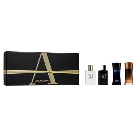 Luxury Miniature Aftershave Set For Him