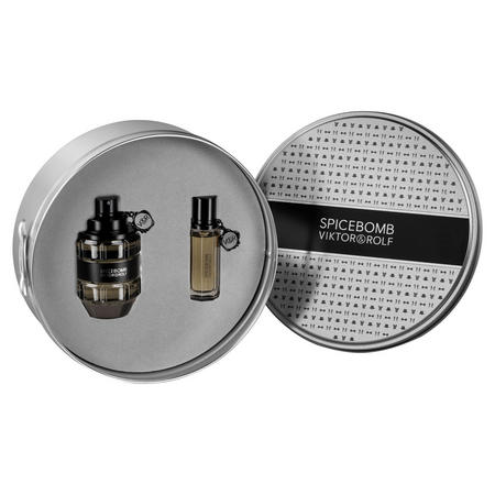 Spicebomb Eau de Toilette Gift Set for Him