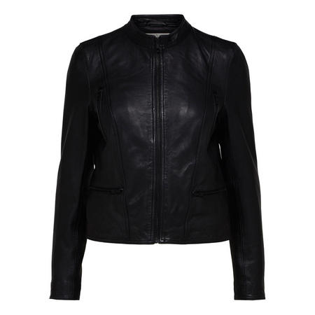 Hannah Leather Jacket