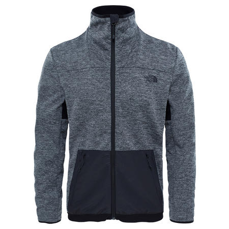 e15090cb9 The North Face Thermal Windwall Fleece Black