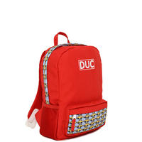 Car Backpack Red