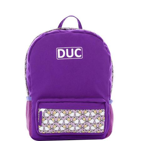 Sheep Backpack Purple