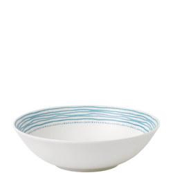 Ellen DeGeneres Polar Blue Dots Bowl 20cm