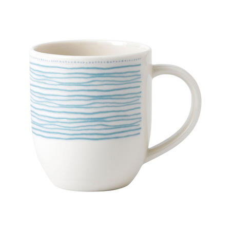 Ellen DeGeneres Polar Blue Dots Mug 400ml