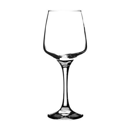 Nova Set Of 4 Red Wine Glasses Clear